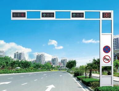 信號燈桿 廠家專業生產各類交通桿件-江蘇省科華光電科技有限公司