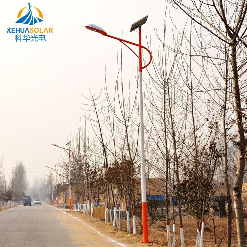 新農村建設路燈一體化太陽能燈廠家