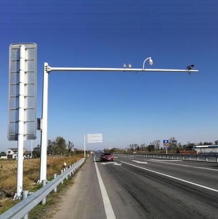 電子警察桿 紅綠燈桿 信號燈桿 指示牌桿